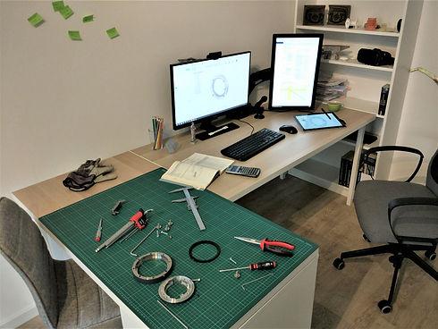 Konstruktion für 3D-Druck