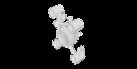 additiv gefertigtes 3D-Druck Bauteil durch Topologieoptimierung und Generativen Design