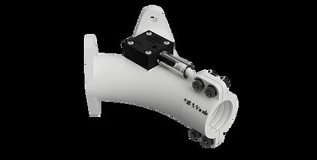 Rohr und Schlauchadapter additiv gefertigt aus dem 3D-Drucker