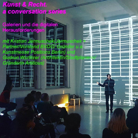 Galerien und Digitalisierung