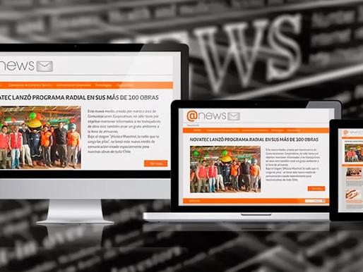 @News, la nueva herramienta que automatiza la producción de newsletters y comunicados digitales