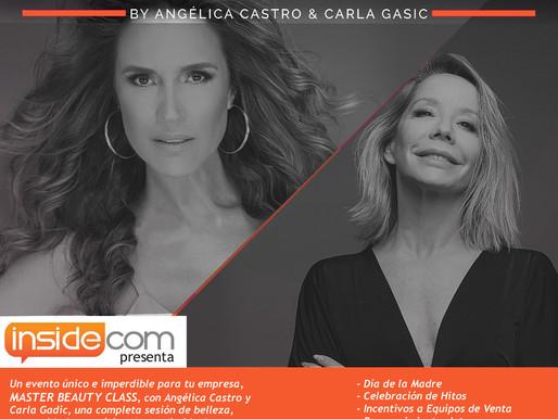 Insidecom presenta Master Beauty Class