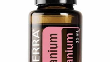 Geranium Essential Oil - 15ml