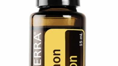 Lemon Essential Oil - 15ml