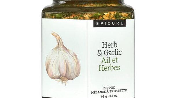 Herb & Garlic Dip Mix
