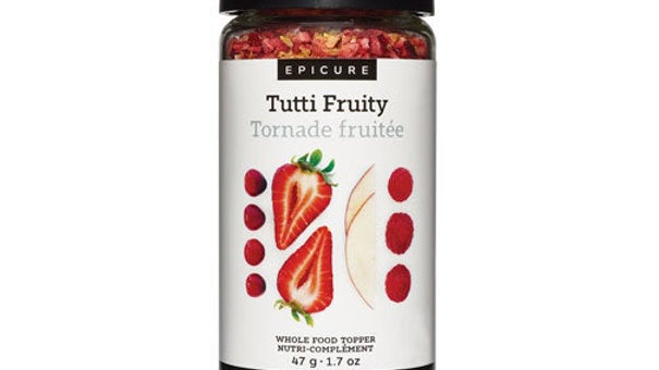 Tutti Fruity Whole Food Topper