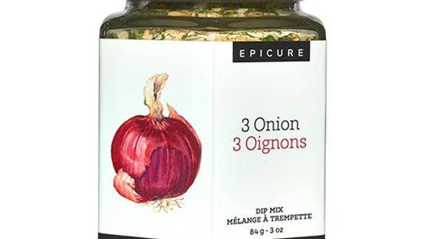 3 Onion Dip Mix