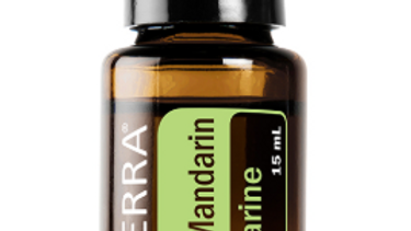 Green Mandarin Essential Oil - 15ml