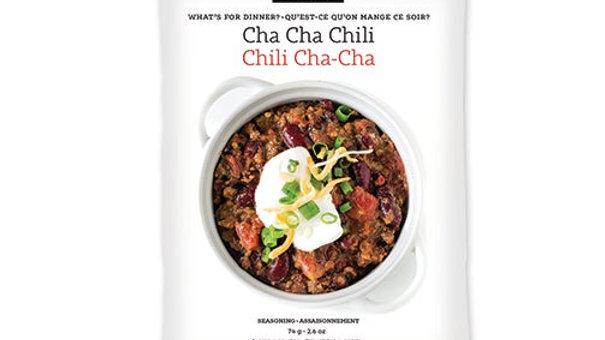 Cha Cha Chili Seasoning (Pack of 3)