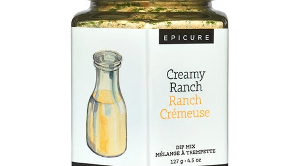 Creamy Ranch Dip Mix
