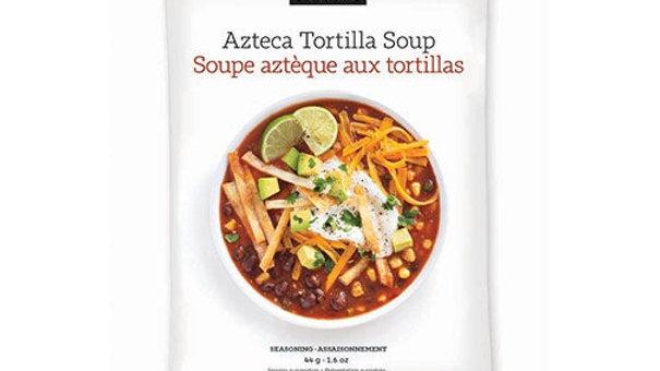 Azteca Tortilla Soup Seasoning (Pack of 3)