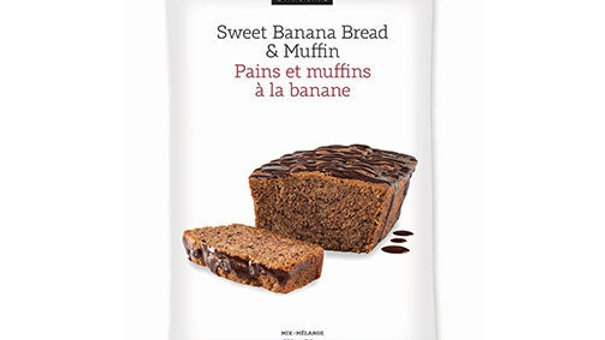Sweet Banana Bread & Muffin Mix (Pack of 2)