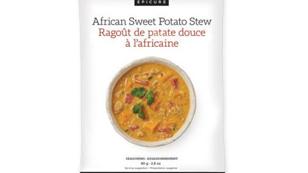 African Sweet Potato Stew Seasoning (Pack of 3)
