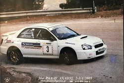Auto Sport SA - Commercial | 2005
