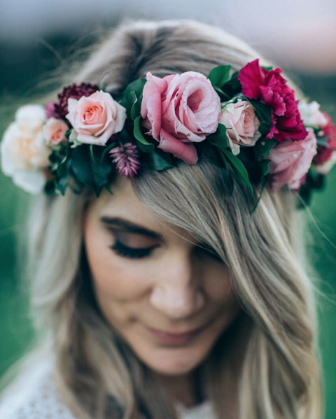 Full Flower Crown