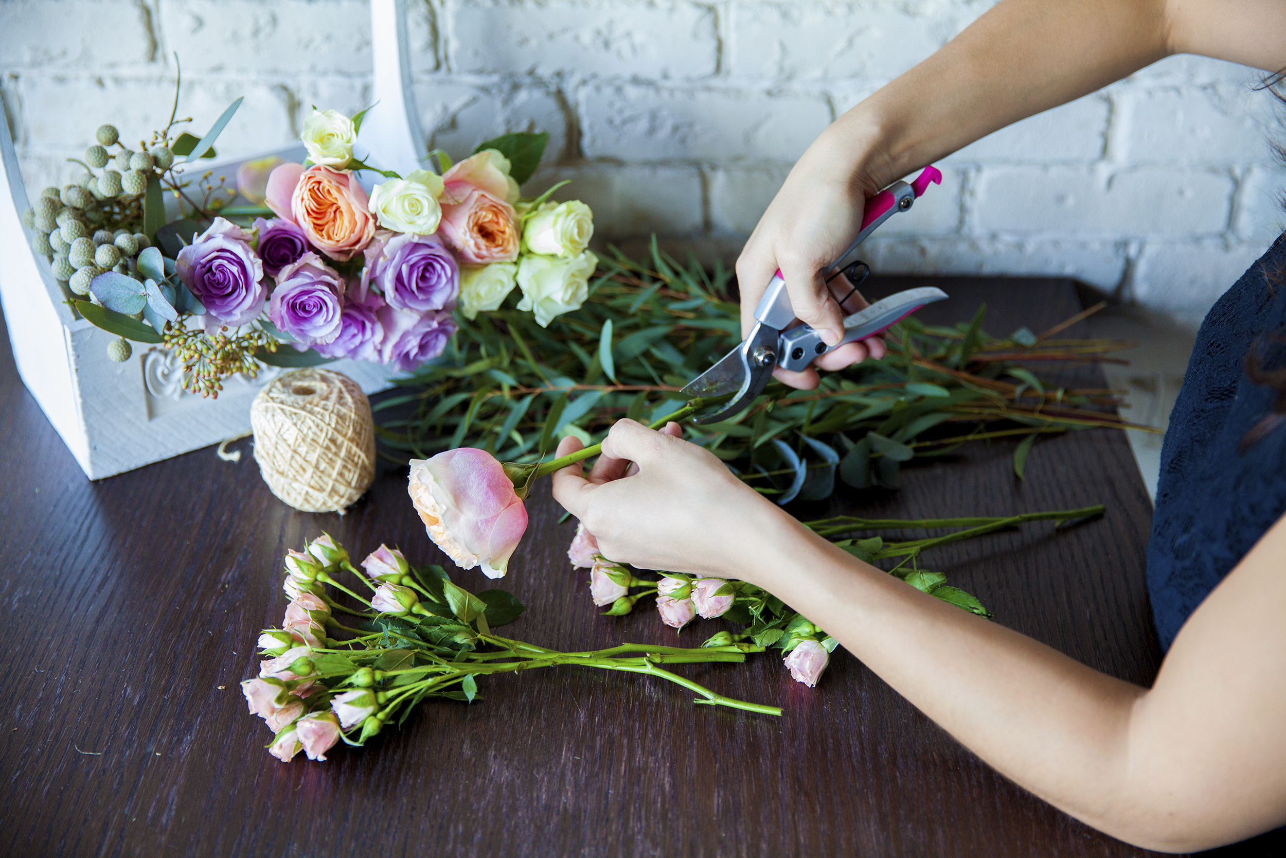 florist-cutting
