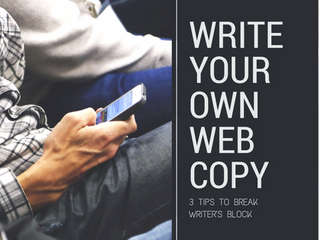 Write Your Own Web Copy