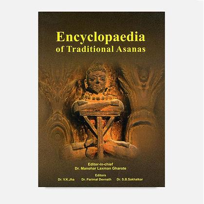 Encyclopaedia of Tradicional Asanas - Capa dura - Em Inglês