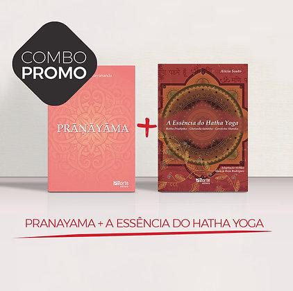 Combo Pranayama + A Essência do Hatha Yoga