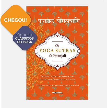 Os Yoga Sutras de Patanjali - Trad. Carlos Eduardo barbosa