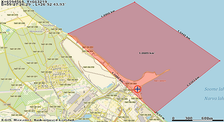 Port of Aseri Plot For Sale with permiss