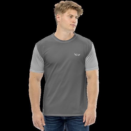 Men's T-shirt - Charcoal/Grey - EDM J to F Logo