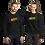 Thumbnail: Womens Sweatshirt - EDM J to F Sound Bars - Rainbow Multi / Various