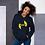 Thumbnail: Women's Unisex Hoodie EDM J to F Logo Print Yellow - Various