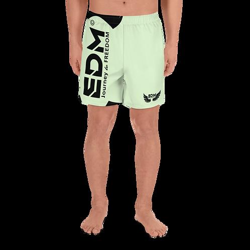 Men's Long Shorts - EDM J to F Black - Mint