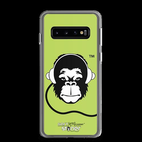 Samsung Phone Case - GS Music Academy Ape DJ - Green