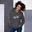 Thumbnail: Women's Unisex Hoodie GS Music Academy - Charcoal Grey