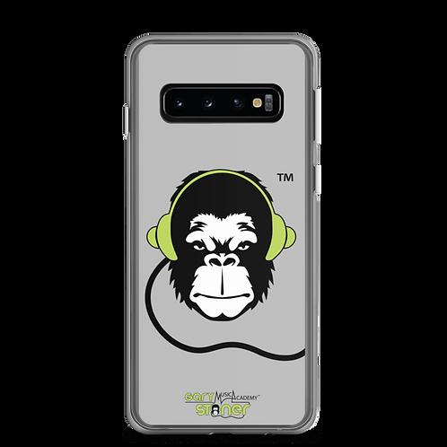 Samsung Phone Case - GS Music Academy Ape DJ - Grey