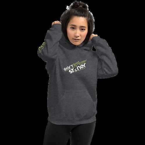 Women's Unisex Hoodie GS Music Academy - Charcoal Grey