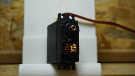 Mikro Servo Motor