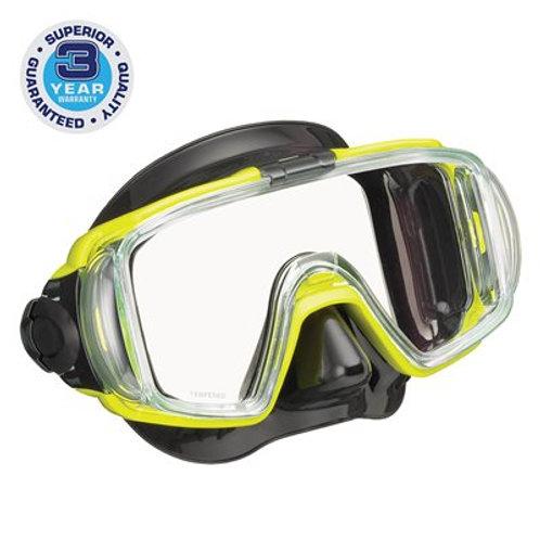 TUSA Visio Mask Black/Yellow