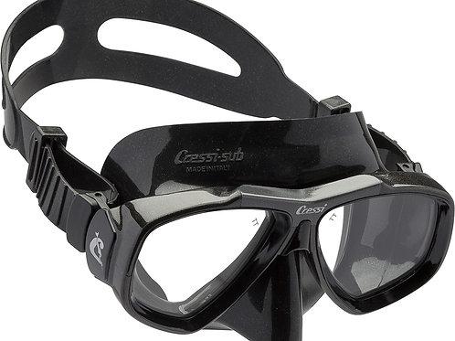 Cressi Black Focus Mask