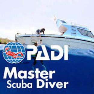 Master Diver Program