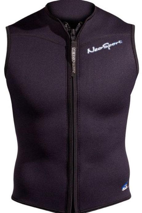 Neoprene Front Zip 2.5MM Vest