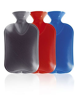 hot water bottle FASHY θερμοφόρα νερού