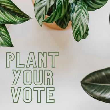 My Crazy Plant Life Voter Registration