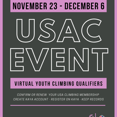 usac youth qualifier