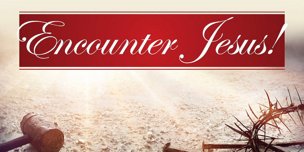 Encounter Jesus, Christian Conference
