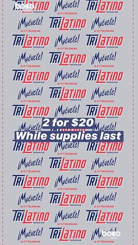 TriLatino Full Neck Gaiter