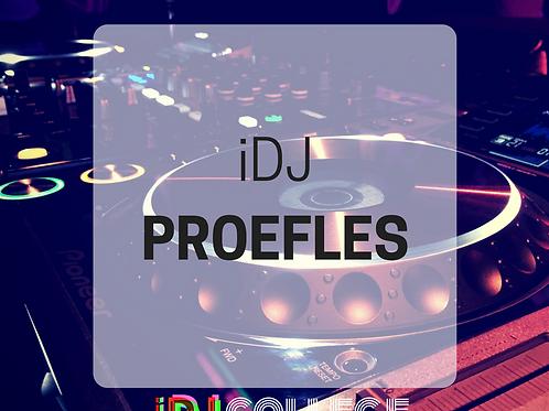 iDJ PROEFLES
