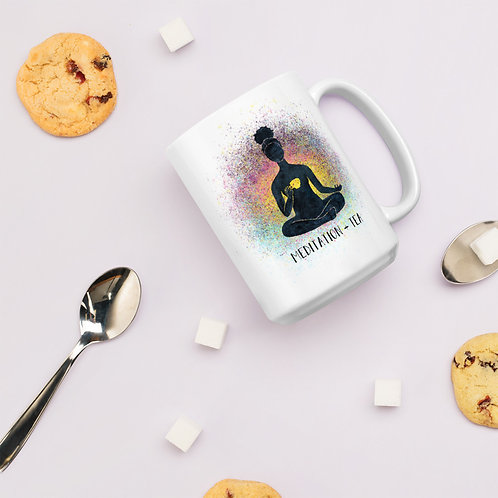 Meditation + Tea Mug
