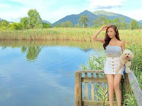 Let's escape to the suburban area. Follow me to Yuen Long!