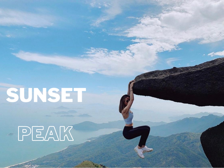 Sunset Peak & Tian Tan Buddha