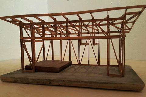 不刻意追求的永續生活(二): 木構建築