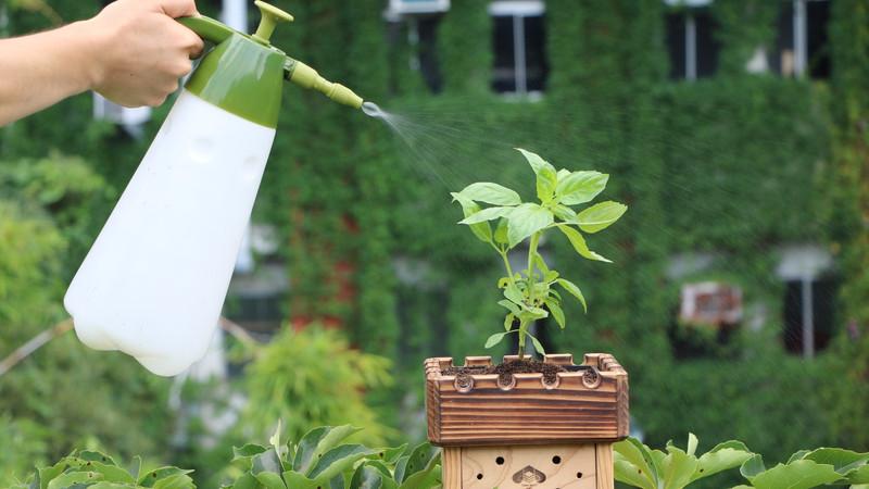 Melvita X 城市養蜂是Bee要