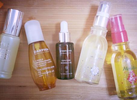 肌膚只需油和水保養?